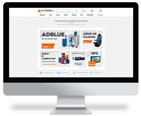 site web prestashop